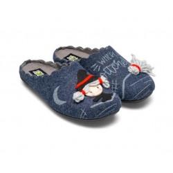 Zapatillas de Casa Brujita Marpen Mod  3100iv20