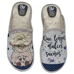 Zapatillas Dulces Sueños Salvi 01T-428