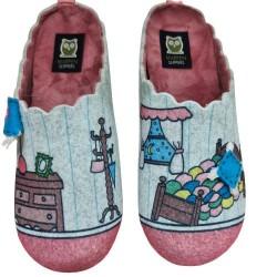 Zapatillas De Casa Dormitorio Marpen Mod  318IV21