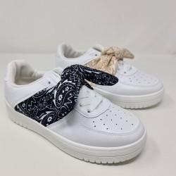 Sneakers Brasilia adorno Lazo 6130 Dk